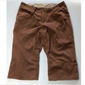 Mountain Hardwear Capri Pants Sz 8